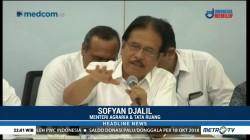 BPN akan Alih Fungsikan Area Likuifaksi di Palu