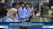 Ribuan Mahasiswa UIN Raden Fatah Gelar Deklarasi Anti Hoaks