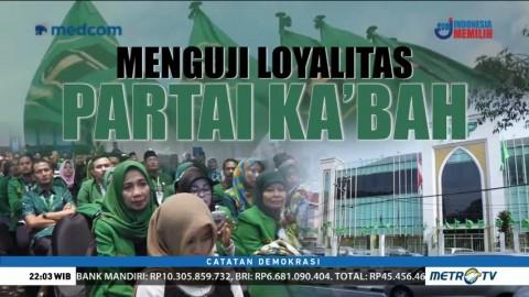 Menguji Loyalitas Partai Kabah (1)