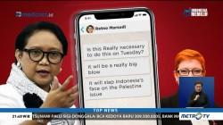 Chat Retno Marsudi & Menlu Australia Bersifat Pribadi