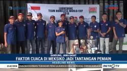 Tim Homeless Indonesia Siap Berangkat ke Meksiko