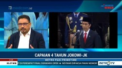 Capaian 4 Tahun Jokowi-JK Bidang Polhukam (1)