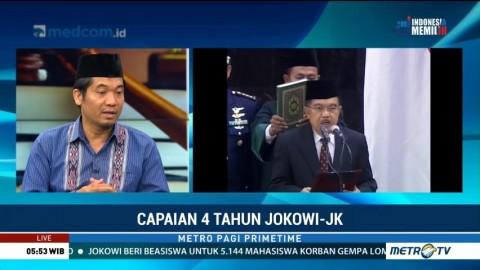 Capaian 4 Tahun Jokowi-JK Bidang Polhukam (2)