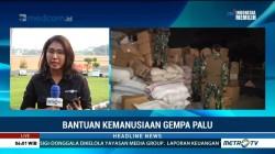 9 Ton Bantuan Logistik dan Tenaga Medis Dikirim ke Palu