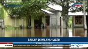 Korban Banjir Aceh Utara Mengungsi di Rumah Ibadah