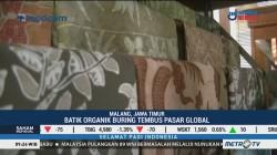 Batik Organik Buring Kerja Sama dengan Hermes