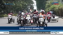Ojek Khusus Disabilitas