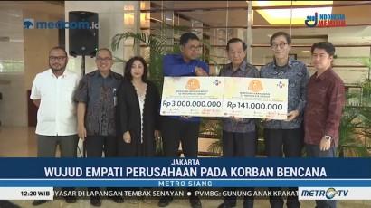 CJ Indonesia Group Salurkan Rp3,1 M untuk Korban Gempa