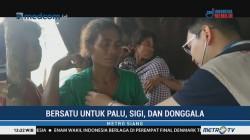 Iluni UI dan Komunitas Biduan & Bale Nusa Lombok Kirim Bantuan ke Sulteng
