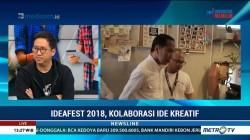 Ideafest 2018, Kolaborasi Ide Kreatif (1)