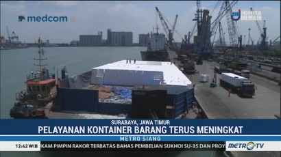 Apa Kabar Program Tol Laut Jokowi-JK?