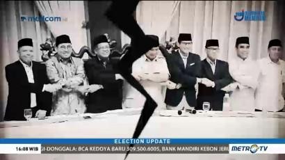Riak Retak Koalisi Prabowo