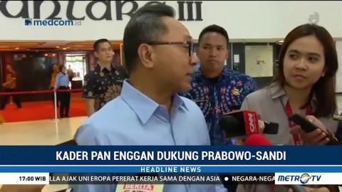 PAN akan Tetap Solid Dukung Prabowo-Sandi