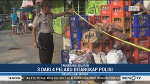 Bobol Toko Kelontong, Satu Pelaku Tewas Tertembak