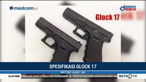 Mengenal Glock 17, Senjata Peluru Nyasar ke Gedung DPR