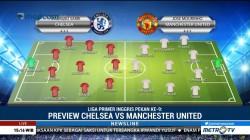 Mengulas Formasi Chelsea vs Manchester United