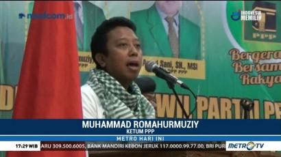 PPP Kecam Partai yang Serukan Kampanye Negatif di Pemilu 2019
