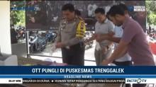 OTT Pungli di Puskesmas Pule, Polisi Trenggalek Amankan Puluhan Juta Rupiah