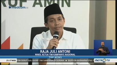 TKN Jokowi-Ma'ruf Sebut Koalisi Prabowo Rapuh Akibat Dominasi Gerindra