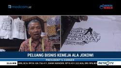 Peluang Bisnis Kemeja ala Jokowi