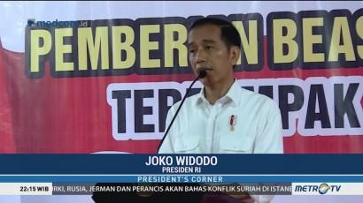Pesan Jokowi untuk Mahasiswa