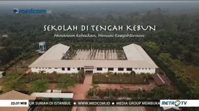 Sekolah di Tengah Kebun (1)