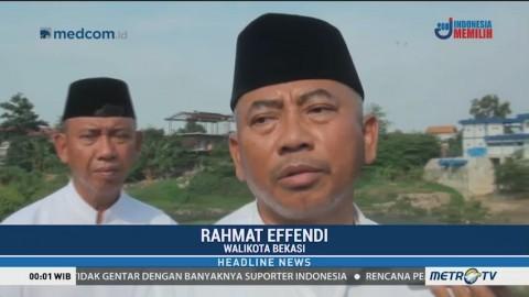 Wali Kota Bekasi Tagih Dana Hibah dari DKI