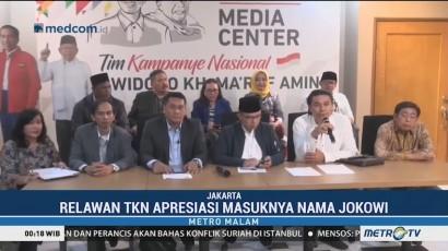 TKN Apresiasi Jokowi Masuk Daftar 500 Muslim Paling Berpengaruh di Dunia