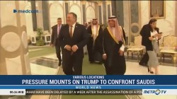 Pressure Mounts on Trump to Confront Saudis on Khashoggi