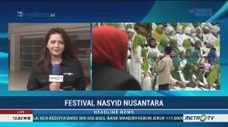 Ma'ruf Amin Hadiri Festival Nasyid Nusantara