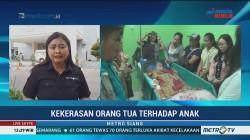 Siswi SD di Sulut Dibakar Ibu Kandung