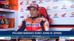 Peluang Marquez Kunci Juara di Jepang