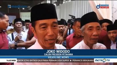 Tanggapan Jokowi soal Masuk 50 Tokoh Muslim Berpengaruh di Dunia