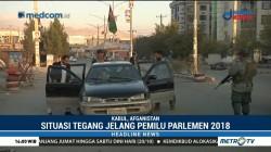 Jelang Pemilu Parlemen 2018 di Afghanistan Diwarnai Ketegangan