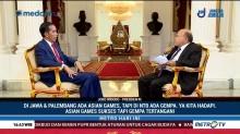 Jokowi: Perhelatan Internasional Sukses, Dampak Bencana Alam