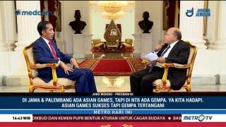 Jokowi: Perhelatan Internasional Sukses, Dampak Bencana Alam Tertangani