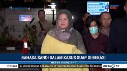 Sandi dalam Kasus Suap di Bekasi