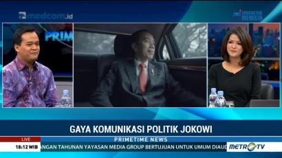 Pengamat: Gaya Bahasa Jokowi Sederhana dan Mudah Dipahami