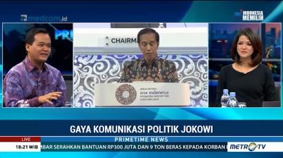 Pidato 'Game of Thrones' Jokowi Buat Milenial Tertarik Pahami Ekonomi Global