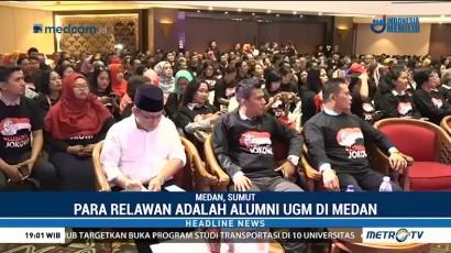 Alumni UGM Deklarasikan Dukungan untuk Jokowi-Ma'ruf