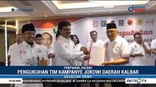Johnny Plate Kukuhkan Tim Kampanye Daerah Jokowi-Ma'ruf
