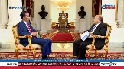 Jokowi Tegaskan Kondisi Ekonomi Saat Ini Berbeda dengan 1998