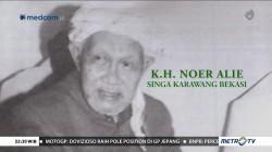 KH Noer Alie, Singa Karawang-Bekasi (1)