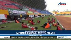Pelatih Sriwijaya FC Dipecat
