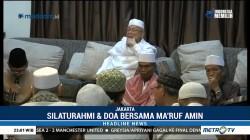 Ma'ruf Amin Gelar Doa Bersama di Kediamannya