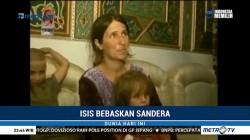 ISIS Bebaskan Enam Sandera