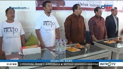 Relawan Rakyat Jokowi Berupaya Raup Suara Milenial