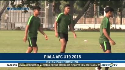 Hadapi Qatar, Timnas U-19 Siap Tampil <i>All Out</i>