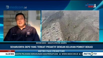 Urusan Panjang Sampah Jakarta di Bekasi