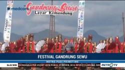 Kemeriahan Festival Gandrung Sewu